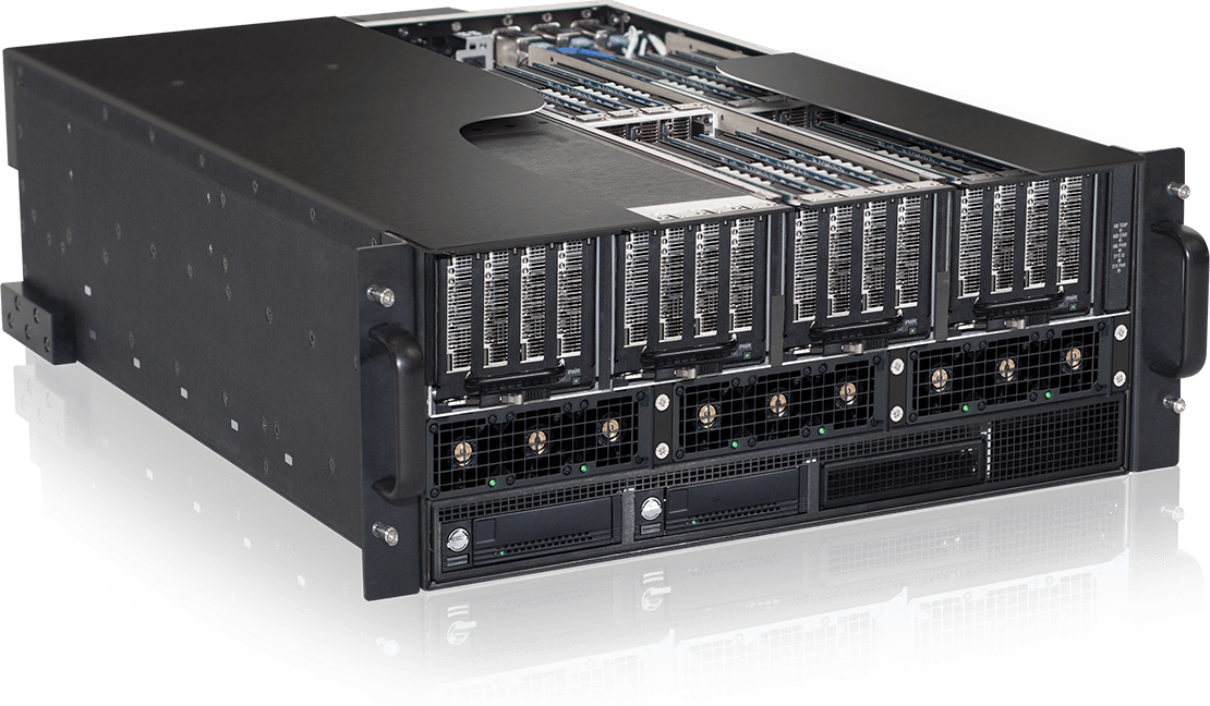 MIL-STD 810 All-Flash Array